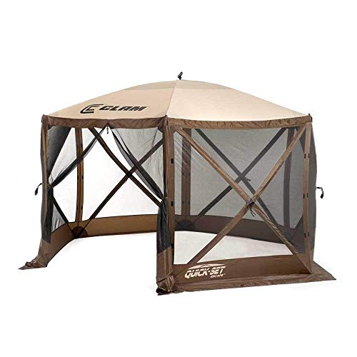 Quick Set, 140 x 140-Inch Portable Popup Gazebo