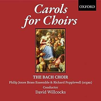 Carols for Choirs