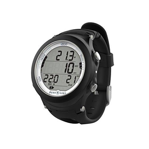 Aqualung Tauchcomputer i200 - Uhrenformat - Nitrox u. Pressluft
