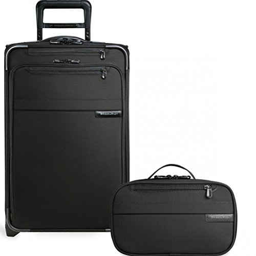 Briggs & Riley Baseline Domestic Carry-On Expandable Upright (Black)