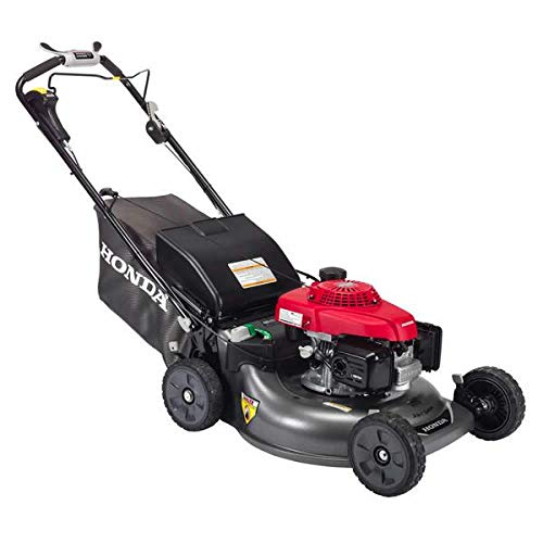 Honda HRR216VYA 21'' 3-in-1 Self Propelled Smart Drive Roto-stop Lawn Mower with Auto Choke and Twin Blade System