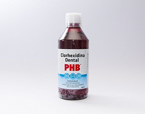 PHB - PHB CLORHEXIDINA DENTAL 500 ML
