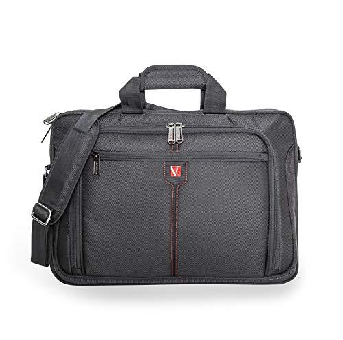 Verbatim Melbourne Backpack voor notebook/camera Laptoptas. 17 inch zwart