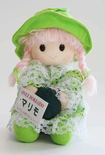 緑の帽子のマリモちゃん(大)