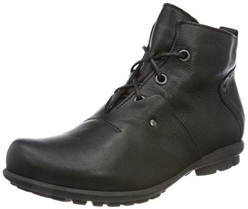 Think! Herren Kong_989659 Desert Boots, Schwarz (Sz/Hydro 01), 45 EU
