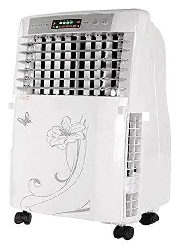 GYF Aire Acondicionado portátil, Holidificación para el hogar y enfriamiento de Aire móvil de refrigeración, Blanco