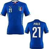Italien Pirlo Trikot Home 2014