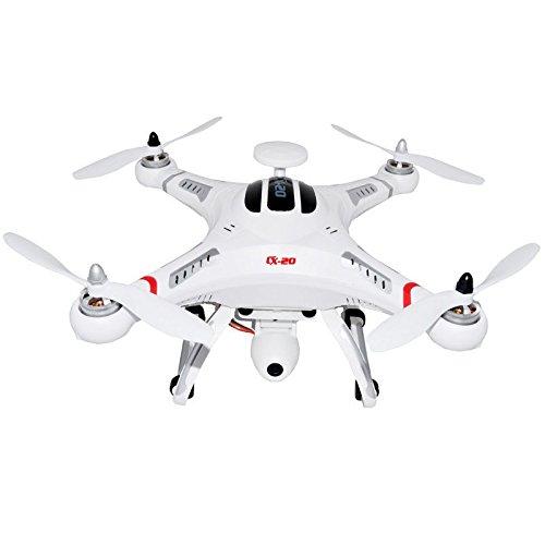 Big Shark 2.4GHZ Cheerson CX-20 Original Camera GPS FPV Quadricottero Drone