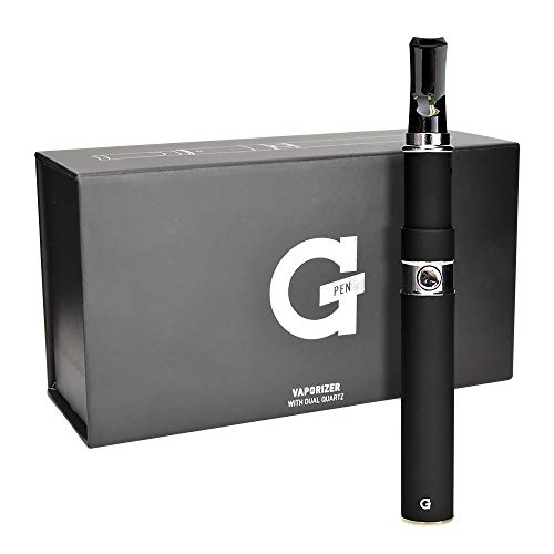 G Pen Dual Quartz Vaporizer for Concentrates - Grenco Science GPen