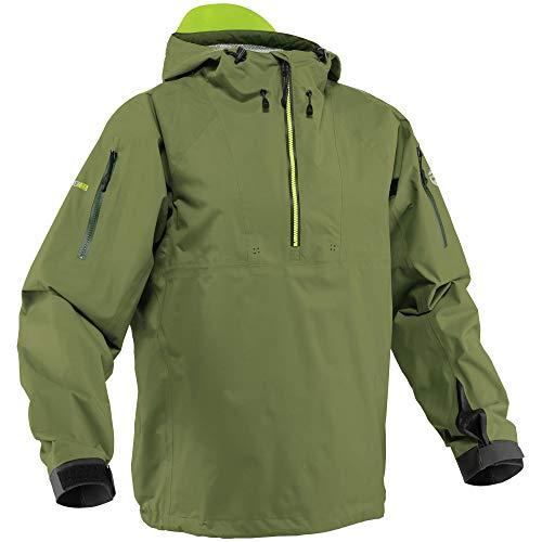 NRS Men's High Tide Paddling Jacket-Olive-XXL