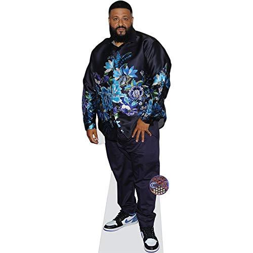 Celebrity Cutouts DJ Khaled (Blue) Pappaufsteller lebensgross