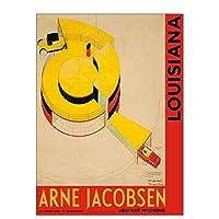 北欧ポスター アーネ・ヤコブセン(Arne Jacobsen) のポスター