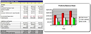 Vintage Clothing Store Business Plan - MS Word/Excel