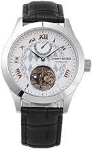 フライングトゥ-ルビヨン JOHNNY ROGER メンズ パワーリザーブ 手巻き 腕時計 JR0074-2