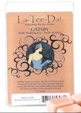 La-Tee-Da Gatsby Magic New Genuine life Melts CASE Tarts Scented of Wax 10