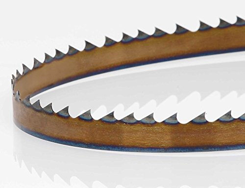 """PS Wood Timber Wolf 116"""" x 3/4"""" x 2/3 tpi Band Saw Blade"""