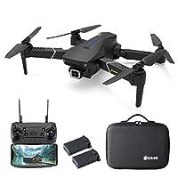 【Système GPS】: Ne vous inquiétez pas de la perte de votre drone, le drone E520S est équipé d'un système de positionnement global. Peu importe la destination de votre avion, vous pouvez utiliser le logiciel pour localiser et récupérer votre avion dans...