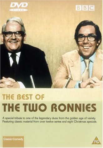The Two Ronnies - The Very Best Of The Two Ronnies