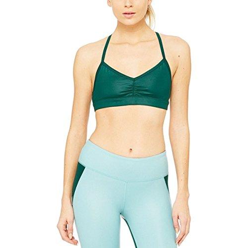 Alo Yoga Women's Sunny Strappy Bra