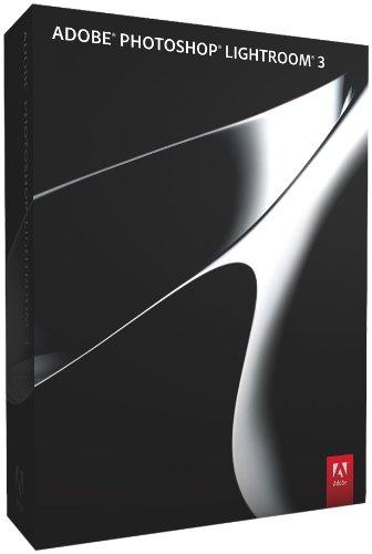 Adobe Photoshop lightroom - (versión 3 ) - paquete completo - 1 usuario - CD - win, mac - international english