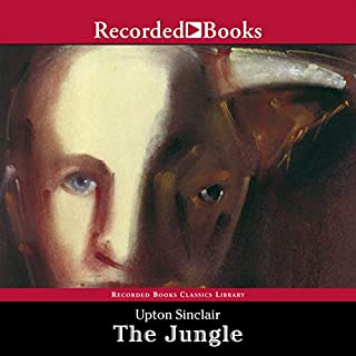 The Jungle audiobook cover art