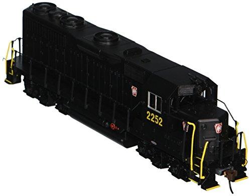 Bachmann Industries E-Z App Smart Phone Controled PRR #2252 GP35 Locomotive Train