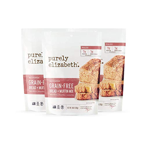 Purely Elizabeth Grain-Free Paleo Bread & Muffin Mix (3 Ct.)