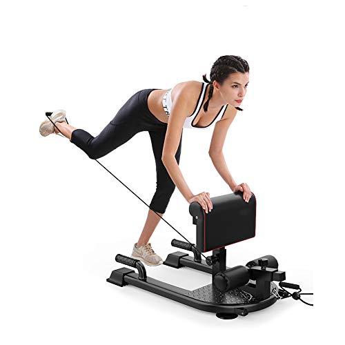 LCLLXB Kniebeugenständer für Zuhause, Fitness, für Mädchen