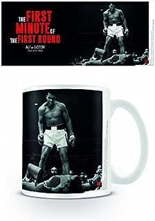 Muhammad Ali Photo Coffee Mug - Ali V Liston (4 x 3 inches)