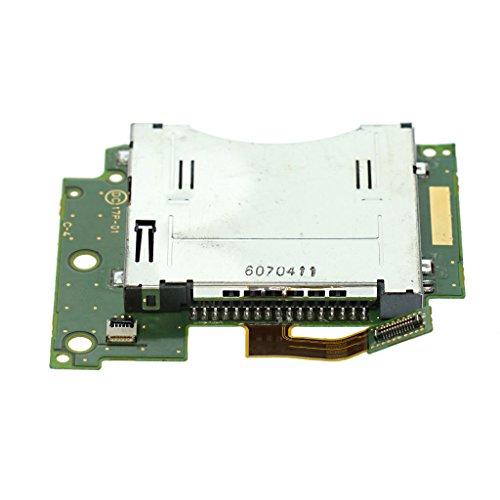 MagiDeal Ersatzteile Ersatz-Kartenleser-Sockel Für Nintendo 3ds XL Ll N3ds XL Reparatur Teil