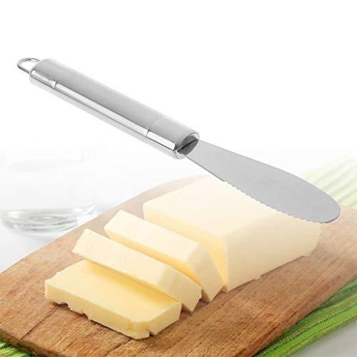 Besttse Cuchillo De Mantequilla, Cuchillos Para Cortar Queso, Herramienta De Cocina De...