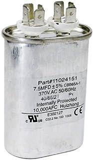Hayward HPX11024151 7-1/2 Uf Fan Run Capacitor Replacement for Hayward Heatpro Heat Pump
