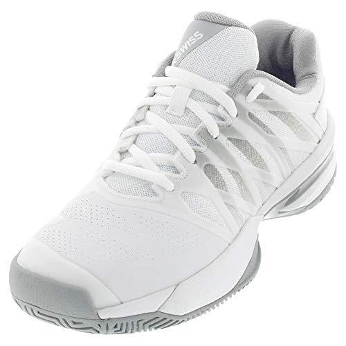 Product Image 1: K-Swiss Women's Ultrashot 2 Tennis Shoe (White/Highrise, 6)
