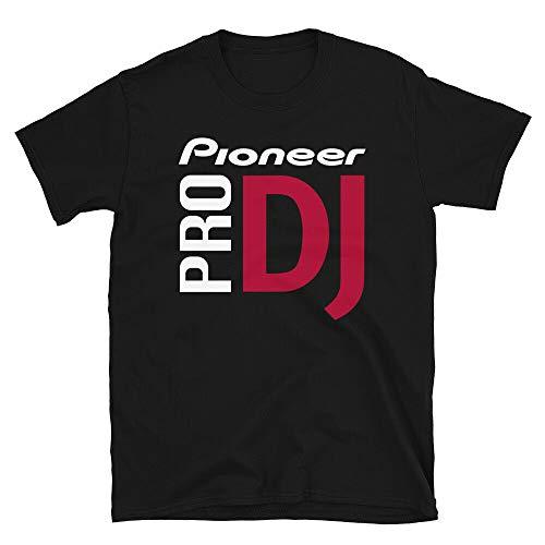 Pioneer Pro DJ T-Shirt Clubwear EDM CDJ DDJ DJM 1000 2000 Nexus...