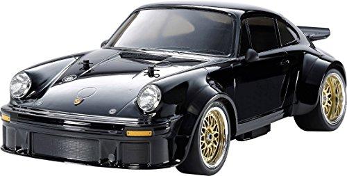タミヤ 1/10 電動RCカー 特別企画品 No.62 ポルシェ ターボ RSR 934 ブラックエディション TA02SWシャーシ 47362