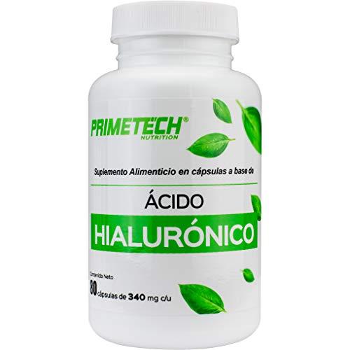 colageno hidrolizado y acido hialuronico pronat fabricante PRIMETECH NUTRITION