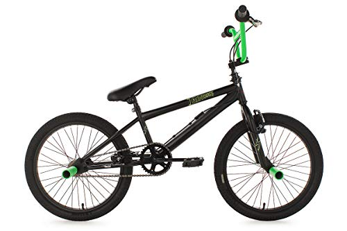 KS Cycling Dynamixxx Vélo BMX Freestyle 20' Vert