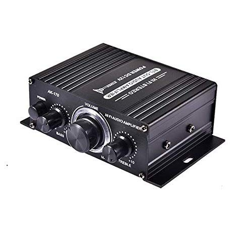 Amplificador Honeytecs 400W DC12V