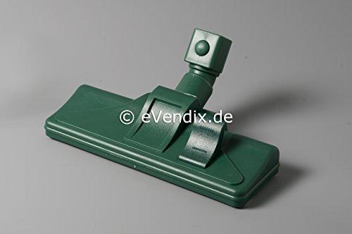 Boquilla de aspiradora, boquilla de piso, boquilla combinada, boquilla laminada, boquilla de parquet con perfil de cresta adecuado para Vorwerk Kobold VK 118 VK 119 VK 120 VK 121 VK 122 Vorwerk Tiger VT 250 VT 251 repuestos