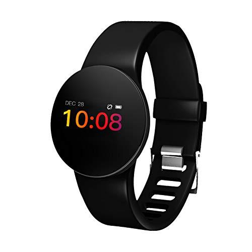 UxradG Reloj inteligente multifunción con seguimiento de la actividad física, sumergible hasta 50...