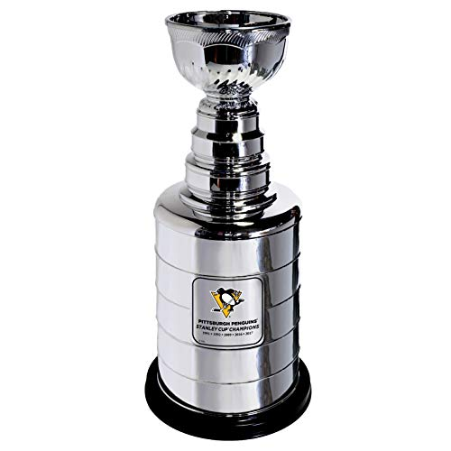 Pittsburgh Penguins 5 Time Stanley Cup Champions Officially Licensed 25 Inch Replica Stanley Cup Trophy