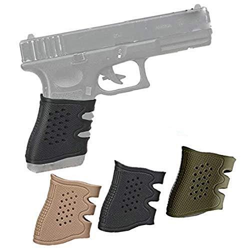 SYKJDM Tactical Glock Grip Sleeve, Suitable for Grip for Glock 17 19 20 21 22 23 25 31