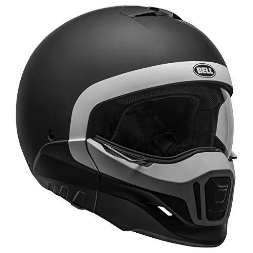 Bell Broozer Helmet (Cranium Matte Black/White - Medium)