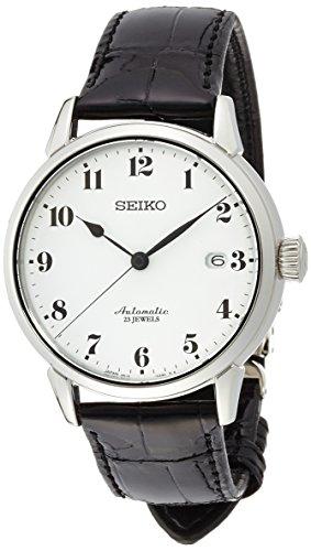 [セイコーウォッチ] 腕時計 プレザージュ 琺瑯ダイヤル メカニカル 自動巻(手巻つき) カーブサファイアガラス SARX027