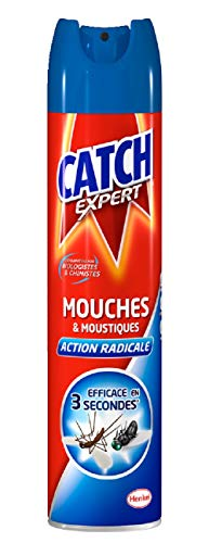 Catch Expert – Aérosol Mouches & Moustiques–400 mL
