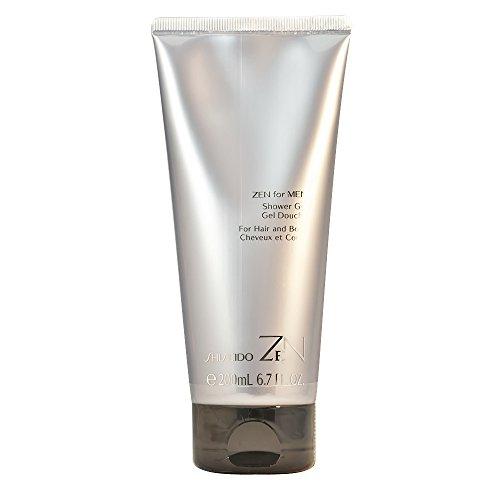 Shiseido Zen for Men homme/man, Shower Gel, 1er Pack (1 x 200 ml)