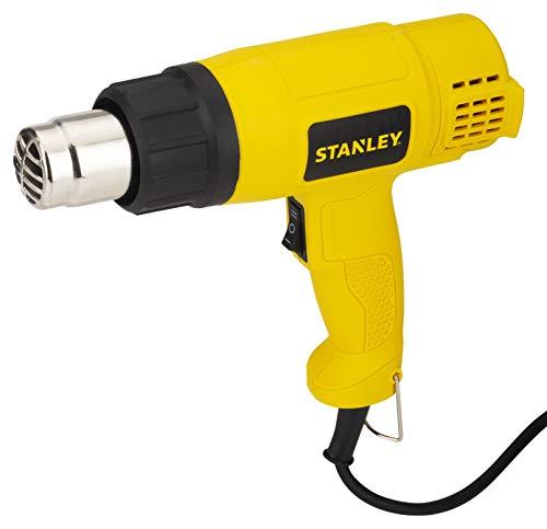 STANLEY STXH1800 1800W 2 Speed Heat Gun, Yellow