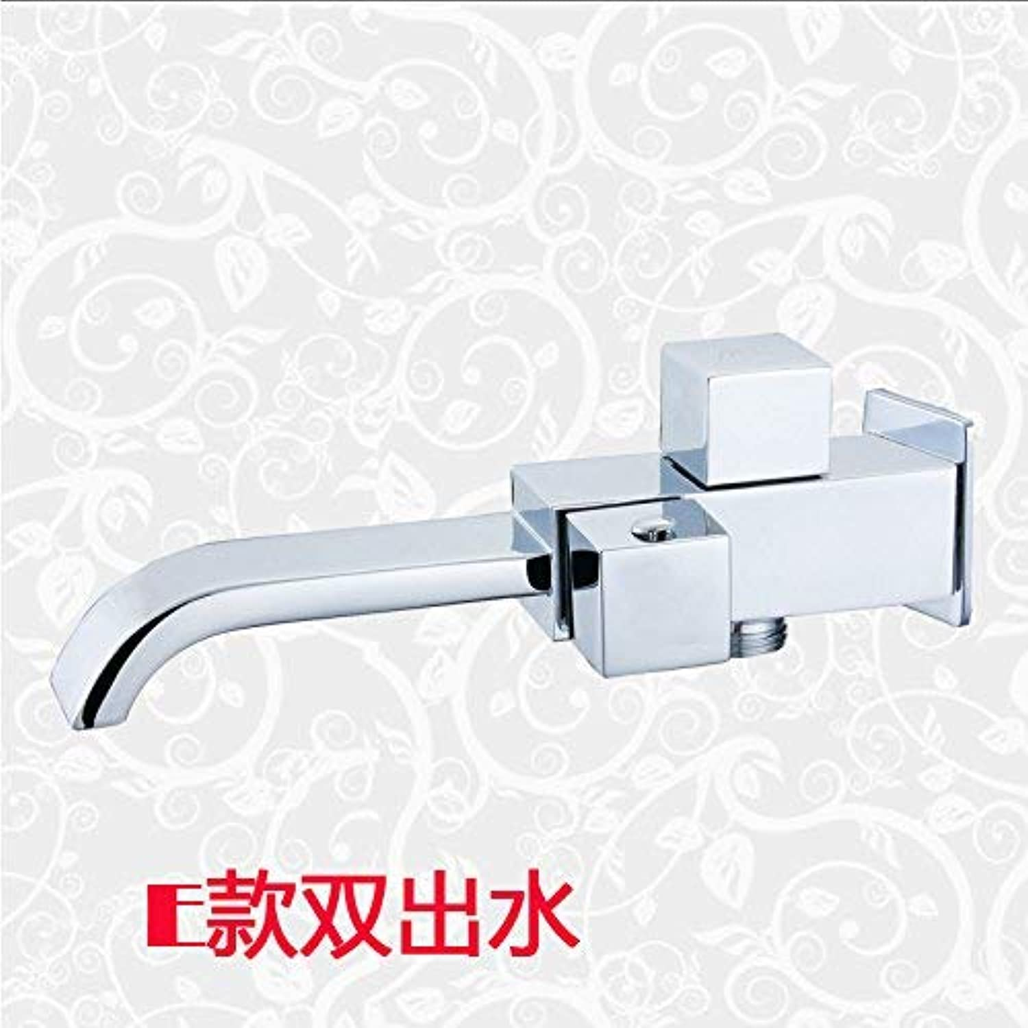 Qpw Kitchen Faucet hot and Cold Faucet 3KW Stainless Steel Faucet Electric Faucet Kitchen Fixtures DIY & Tools