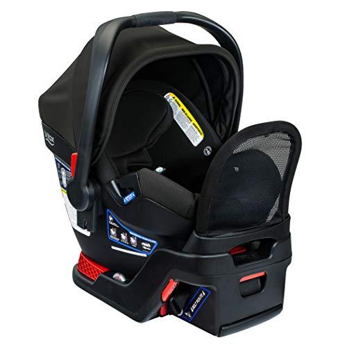 Britax B-Safe Gen2 Flexfit+ Infant Car Seat, Jet SafeWash
