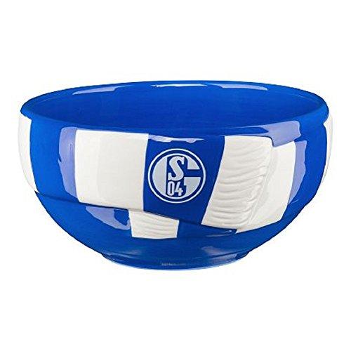 FC Schalke 04 Müslischale (blau/weiß, one size)